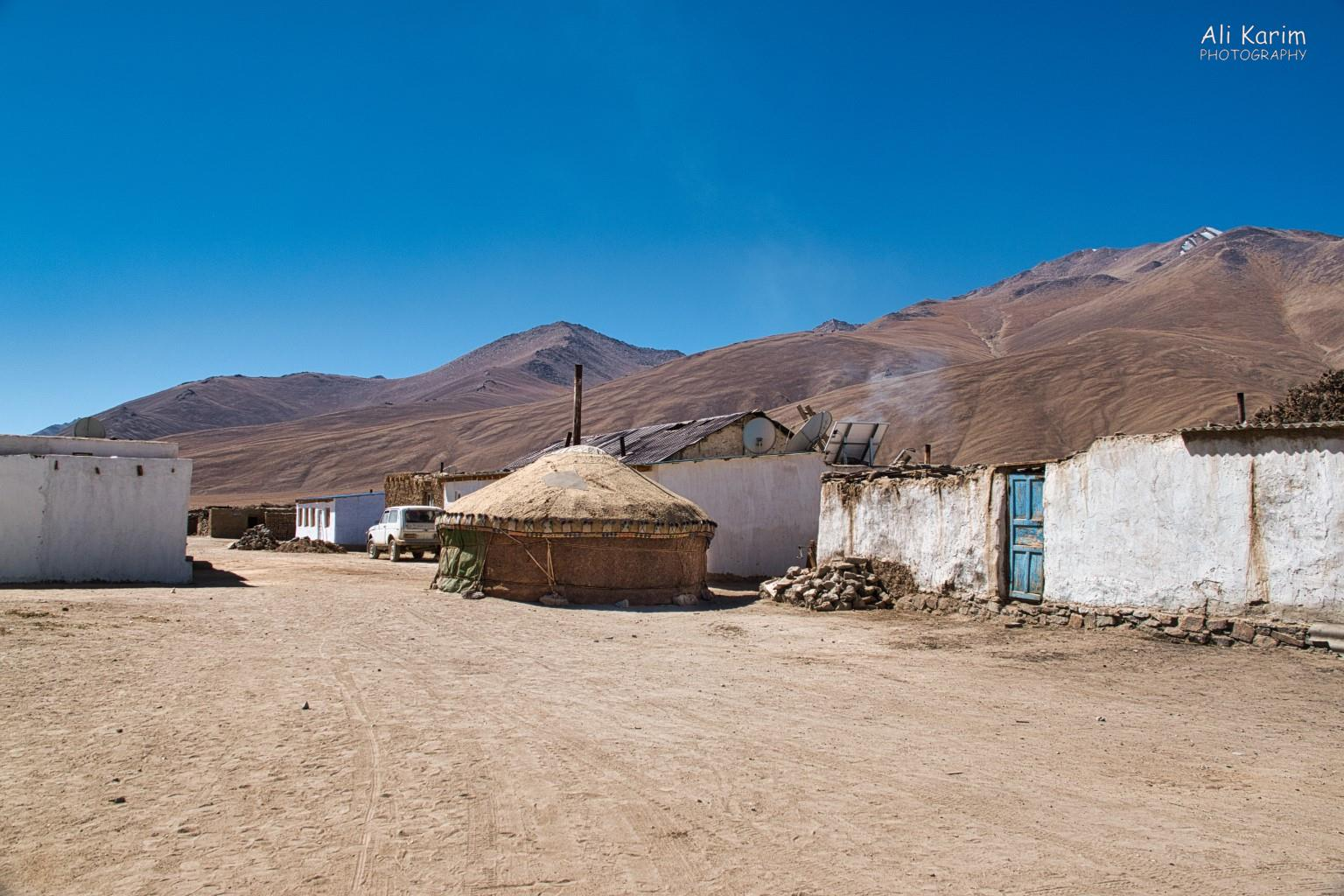 Langar, Tajikistan, Bulunkul village