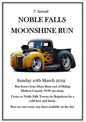 Noble Falls Moonshine Run