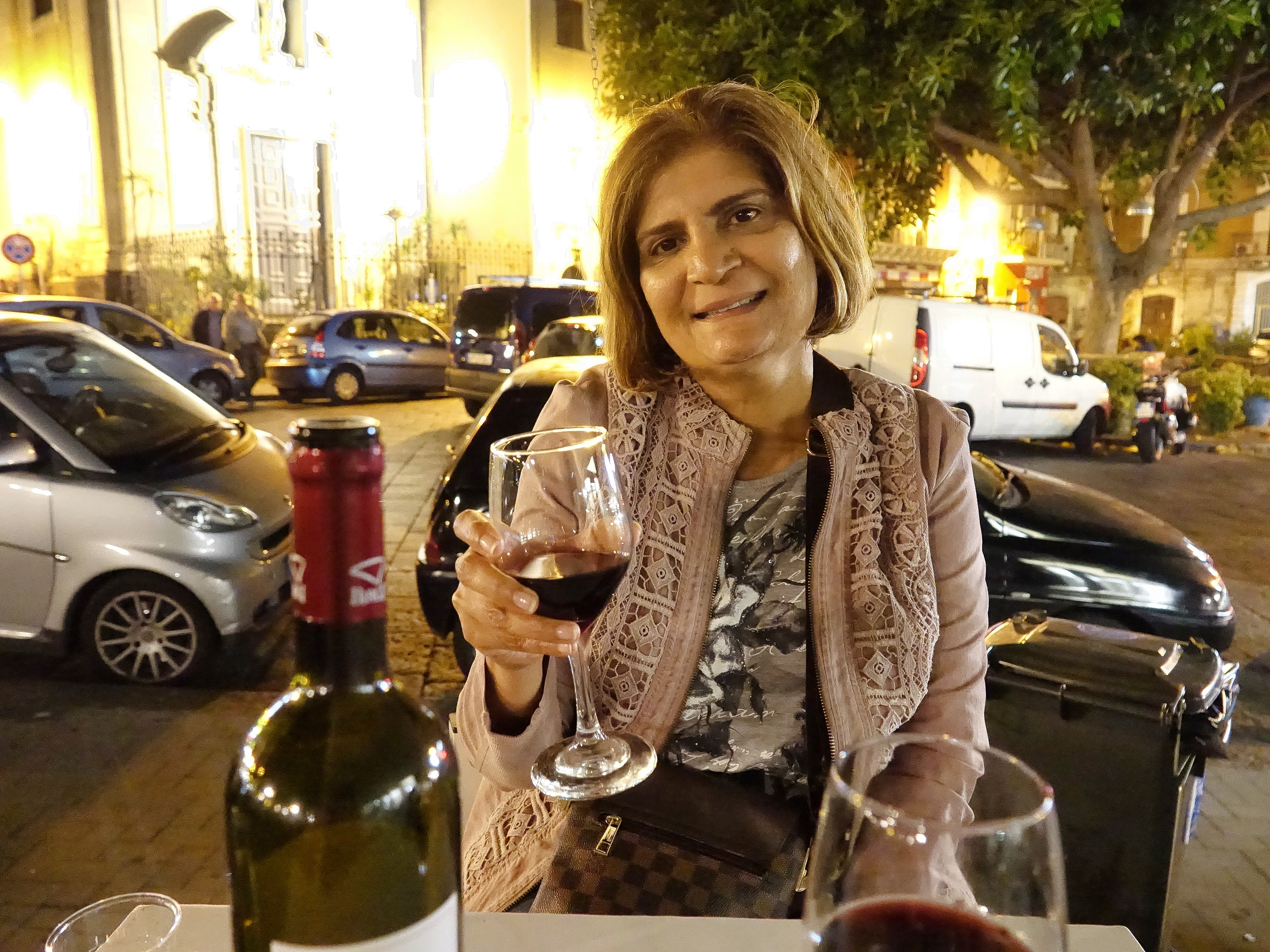 Great Wine and …