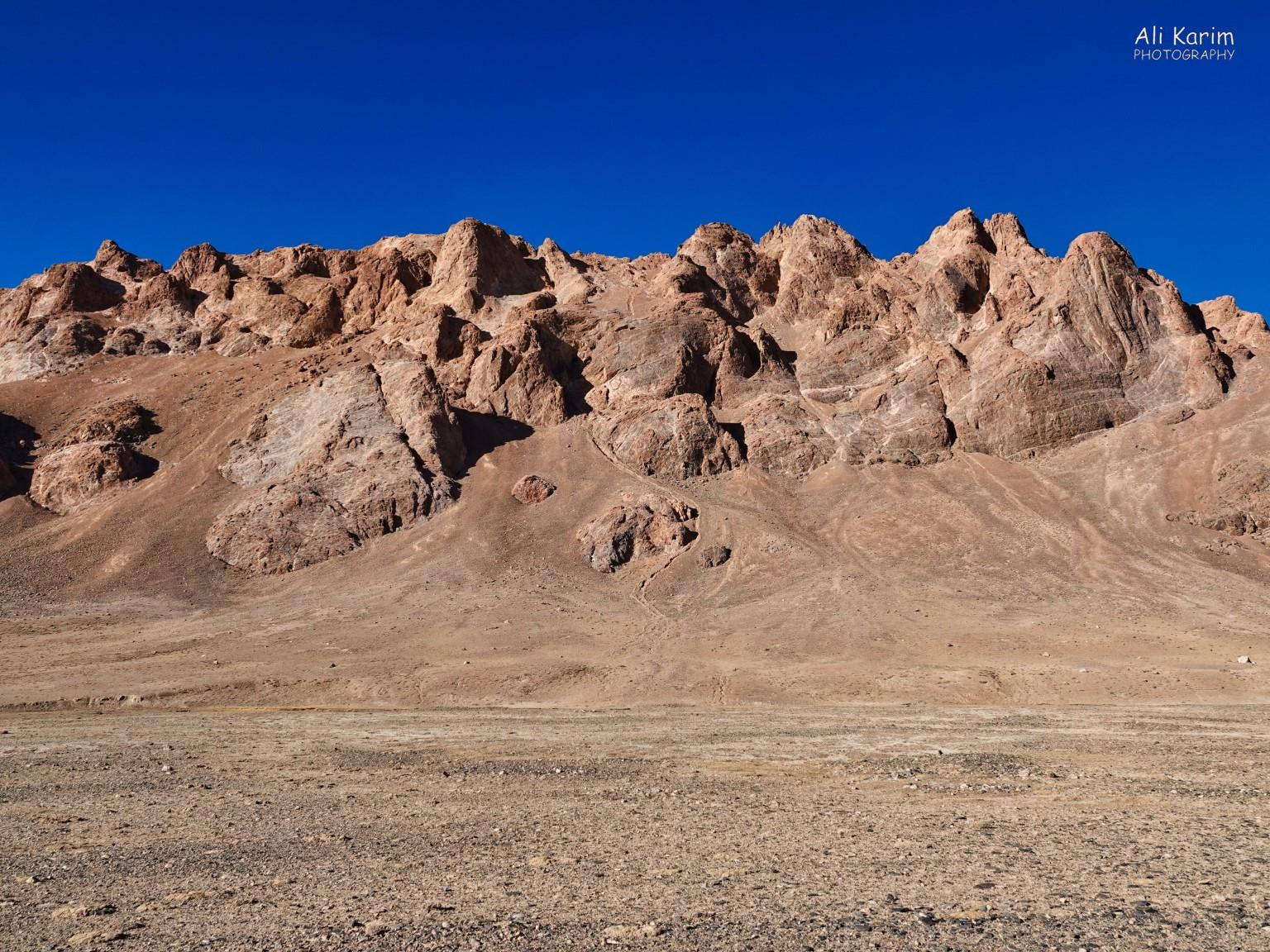 More Murghab & Alichur, Tajikistan, High altitude, but no snow in this desert