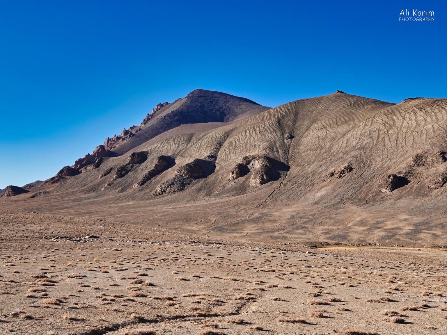 More Murghab & Alichur, Tajikistan, Weird landscapes