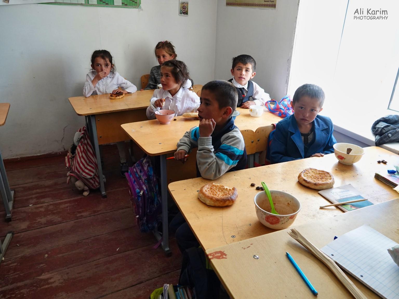Langar, Tajikistan, Older grades
