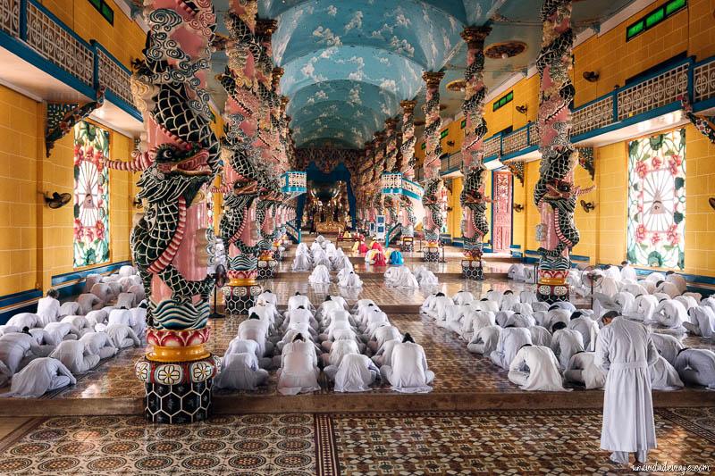 templo de cao dai
