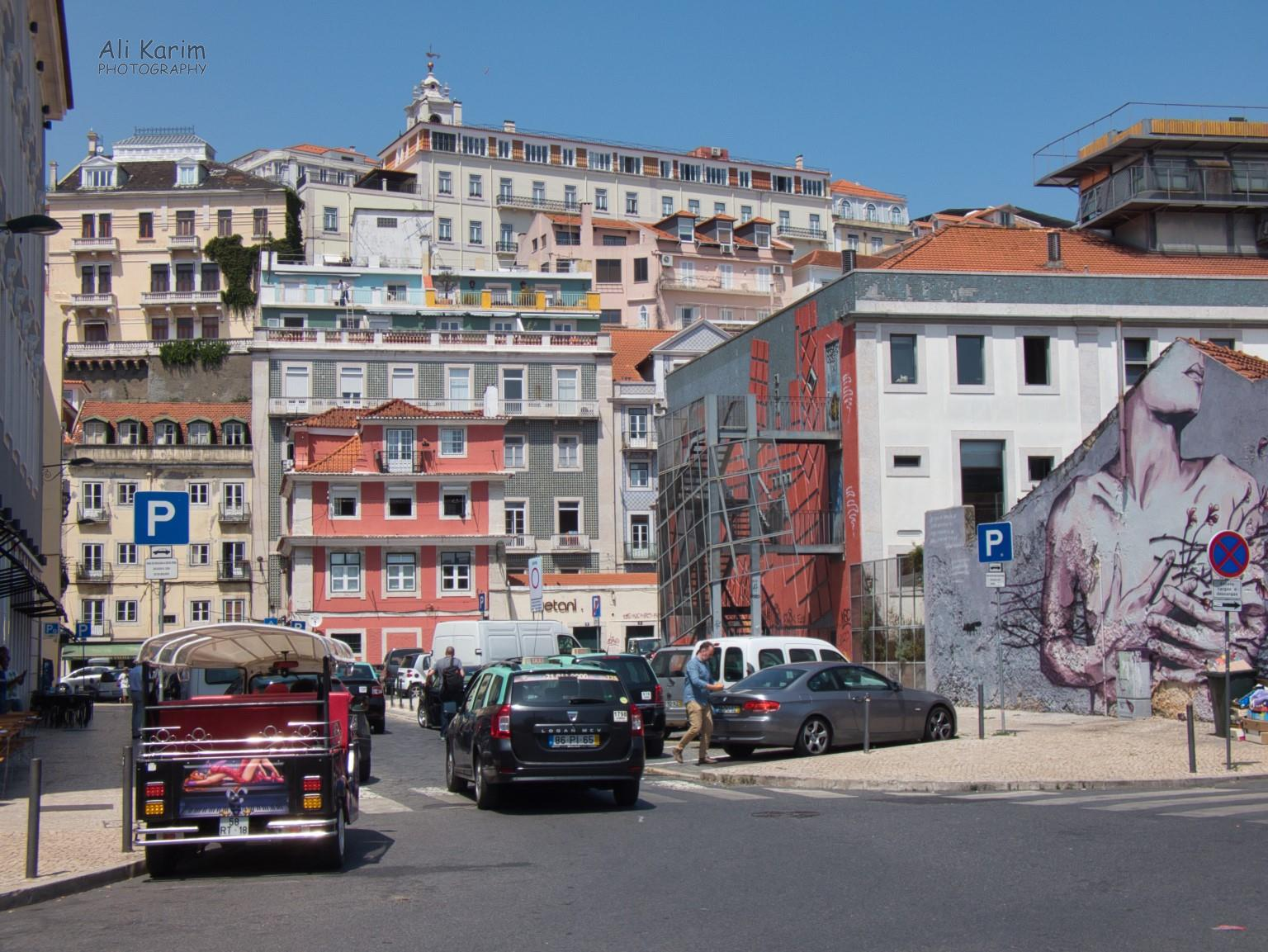 Lisbon and daily life