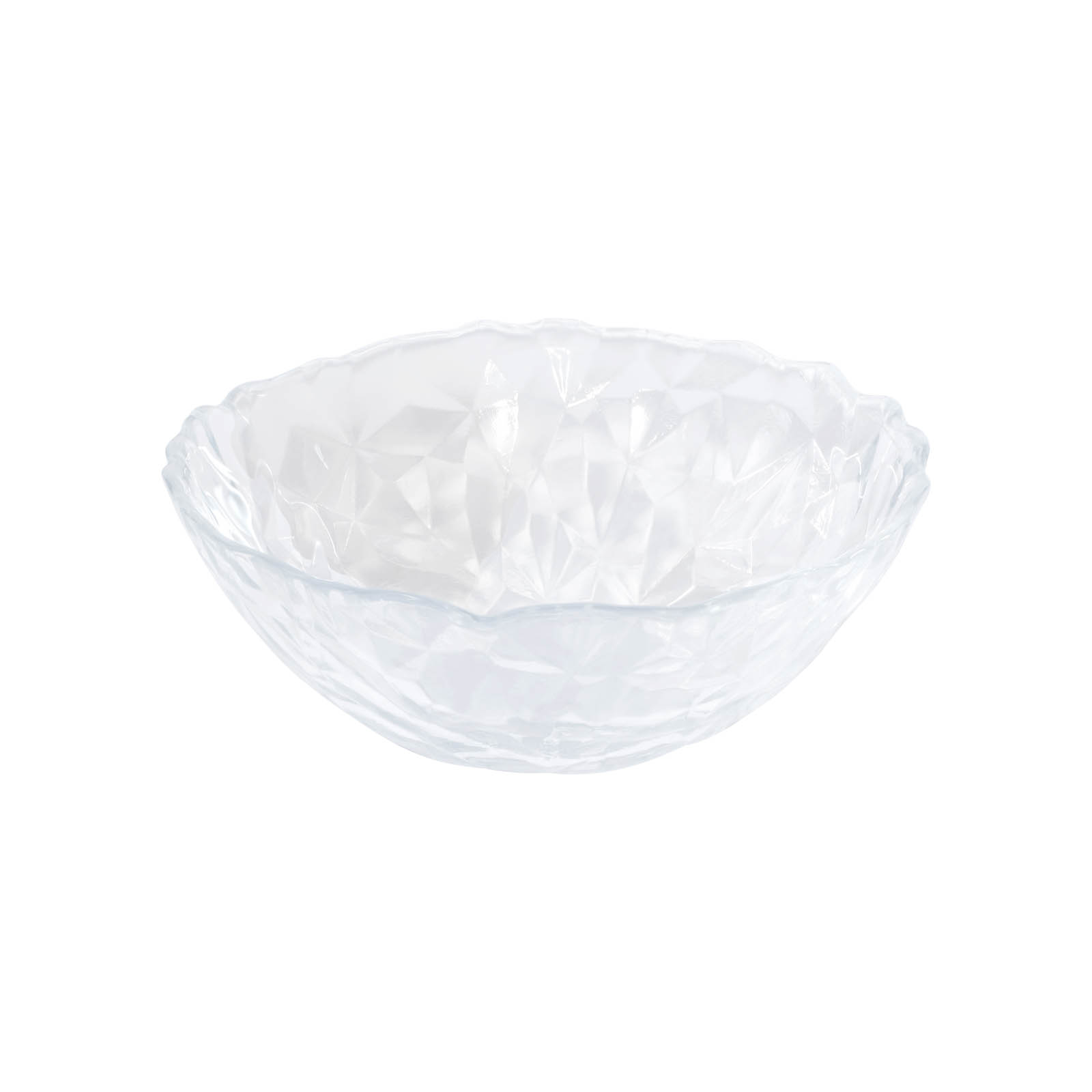 Topaz Clear Luster Individual Bowl, 6.5 inch Diameter