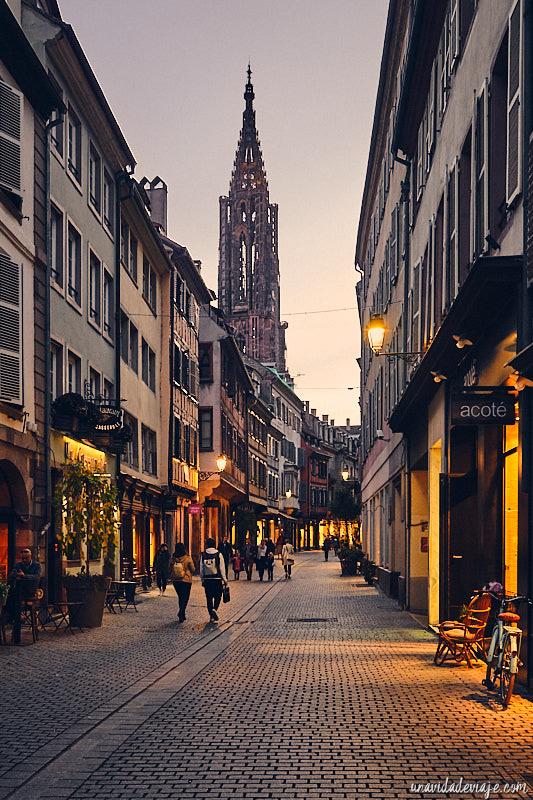 que ver en estrasburgo en un día