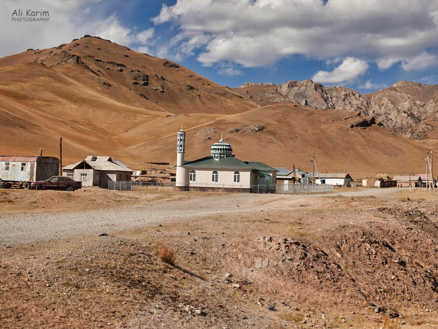 Silk Road 16: More Osh, Kyrgyzstan Mosques were found in every little village