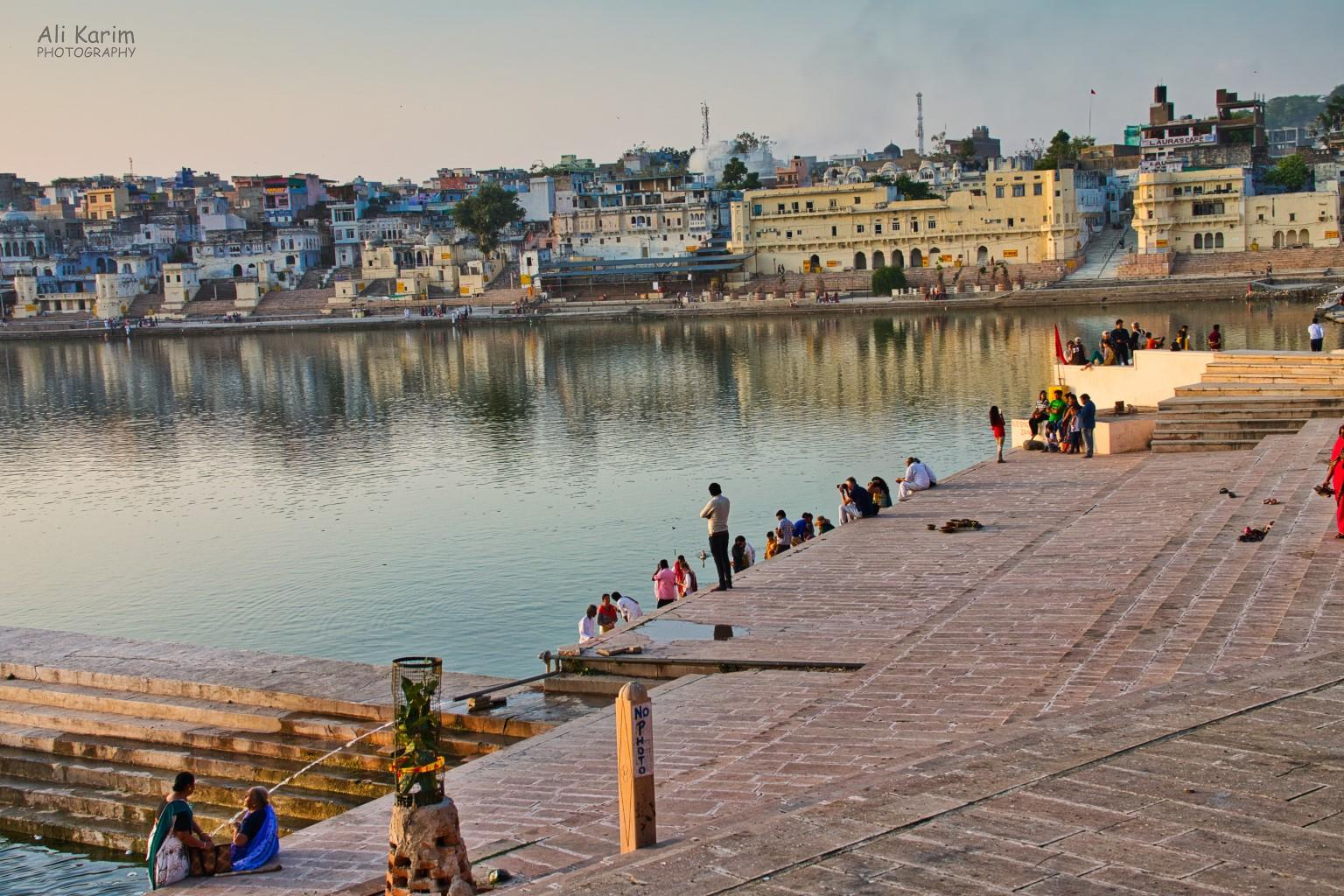 Pushkar, Rajasthan Pushkar Lake and Ghats