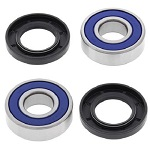 Rear Wheel Bearings and Seals Kit - 25-1335B - Boss Bearing