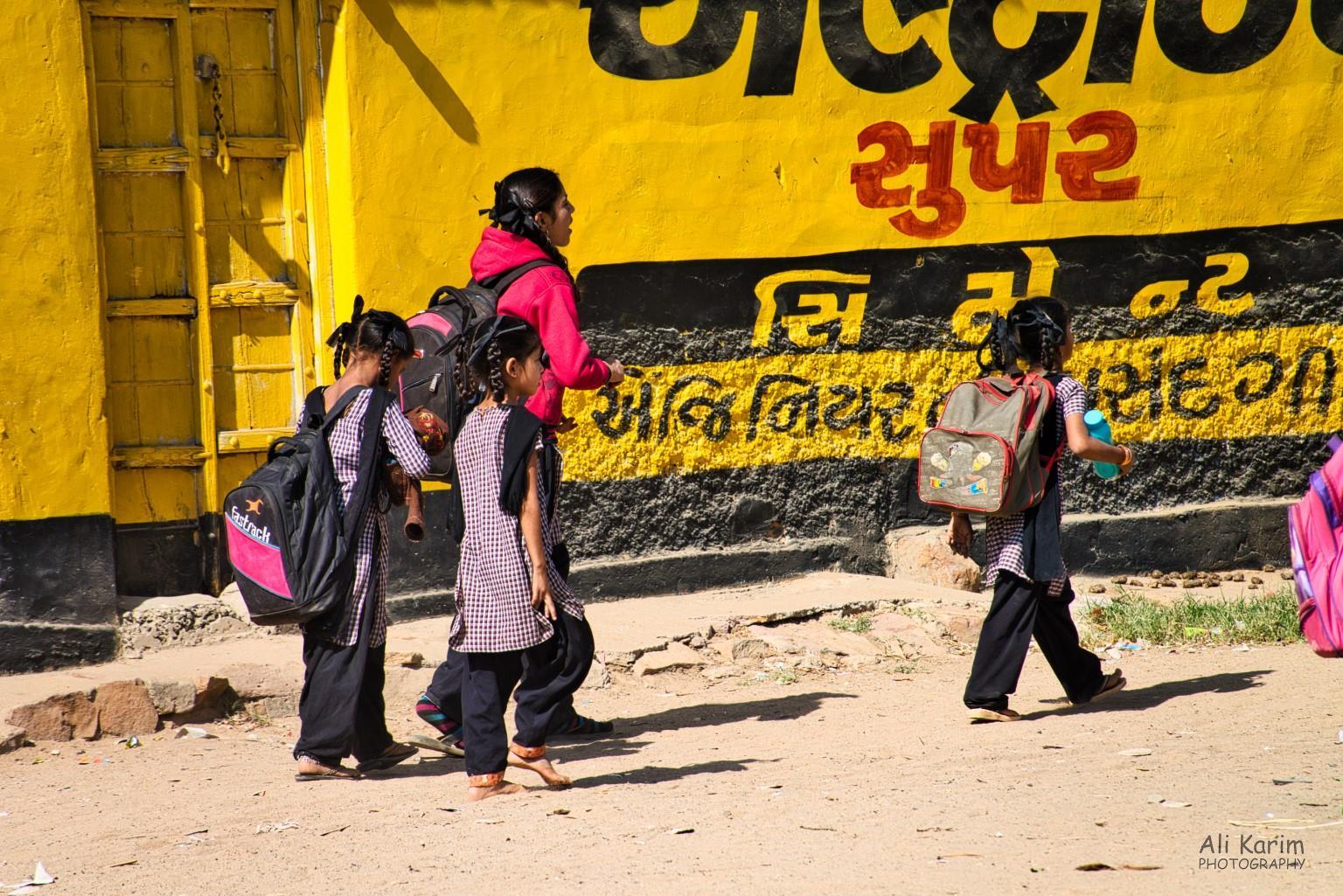 Bhuj, Kutch, Gujarat Schools over
