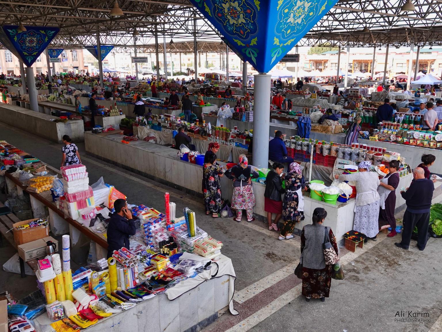 More Samarkand, Siyob Bazaar