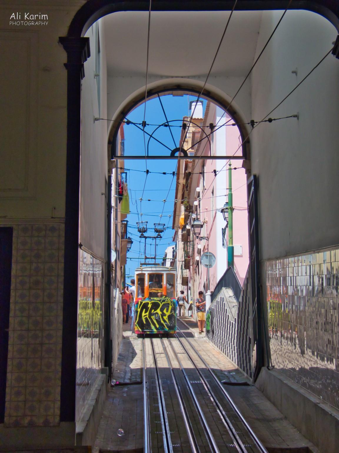 Another funicular (Ascensor)