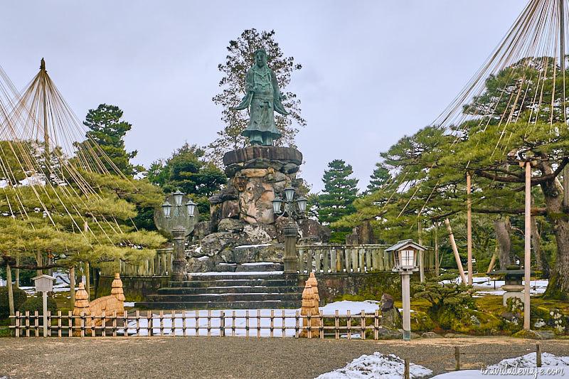 que ver en kanazawa
