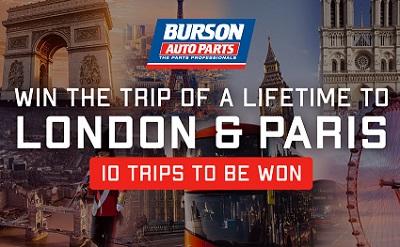 Burson Competition