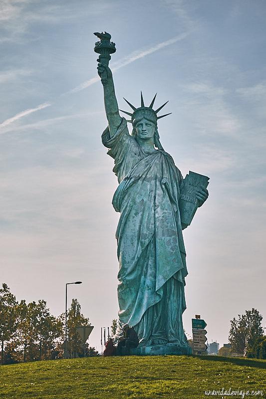 Estatua de la Libertad colmar