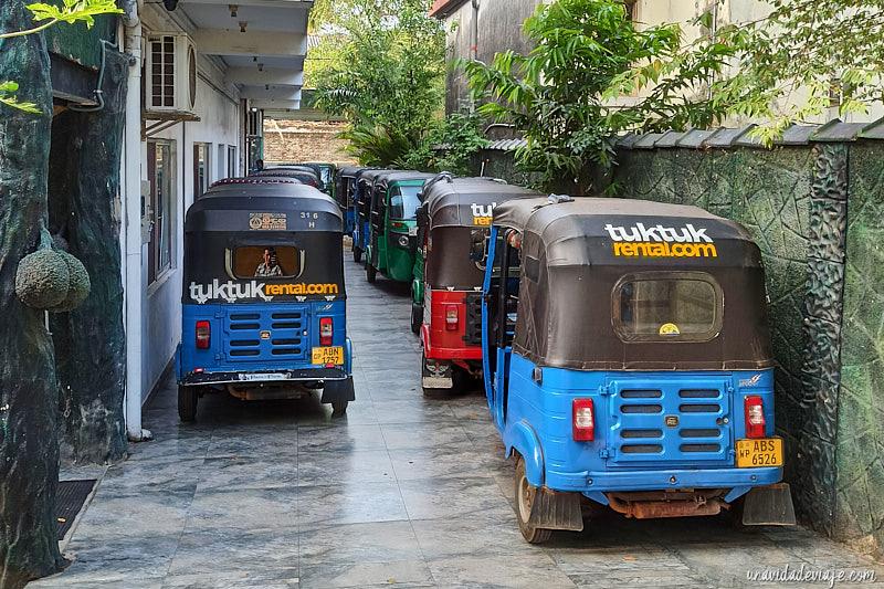 tuktukrental Sri Lanka