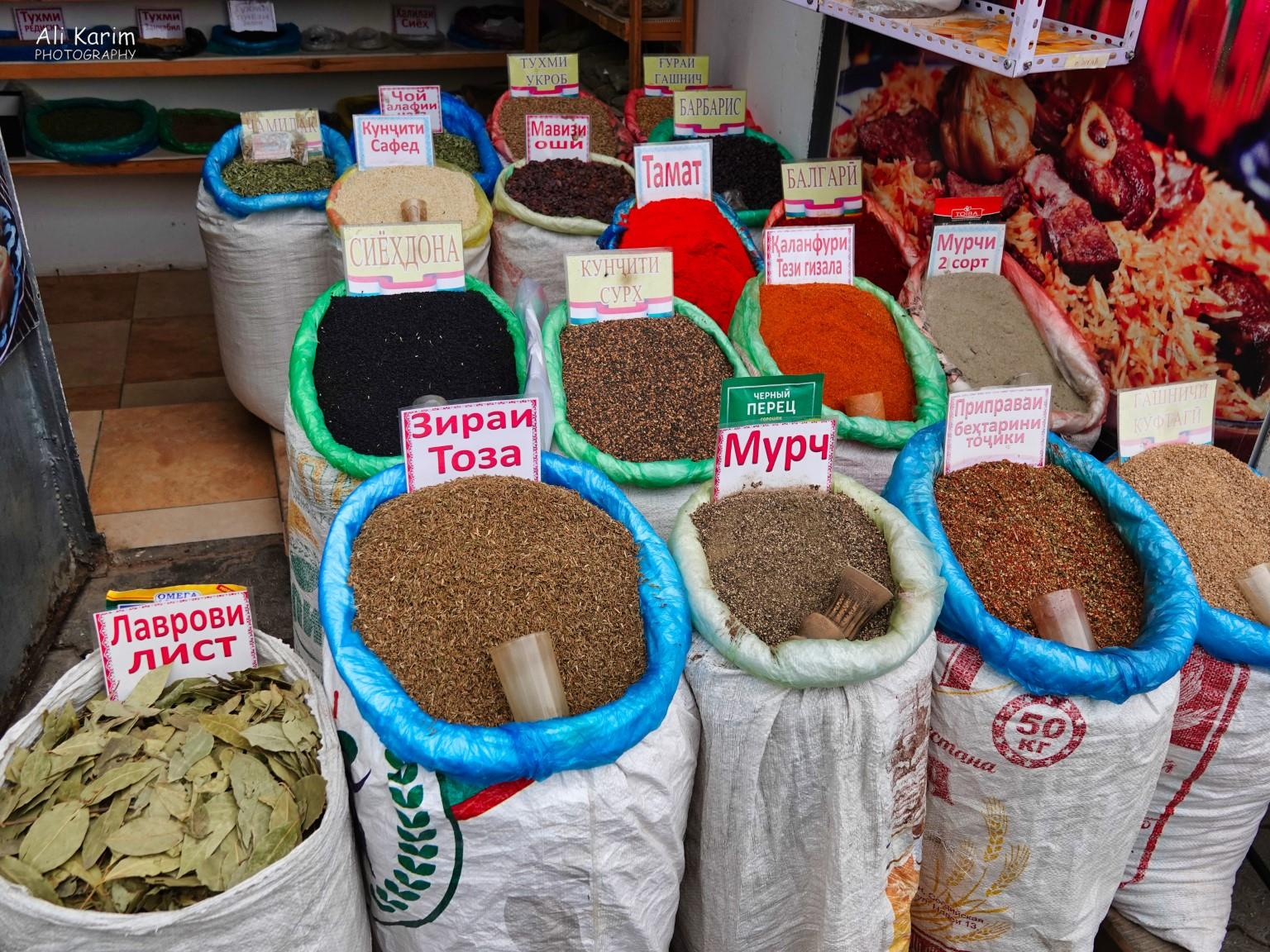 More Dushanbe, Tajikistan Spices for sale