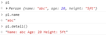 object in javascript