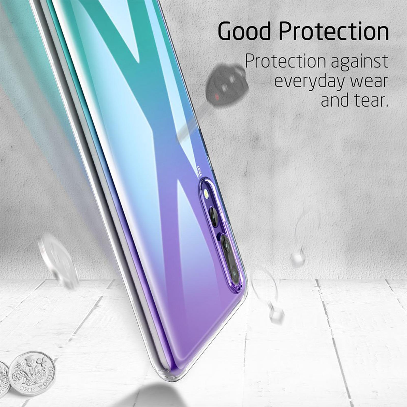 Indexbild 21 - For Huawei Mate 30 20 P30 P20 P10 Lite Pro P Smart Case Cover Thin Tough Gel TPU