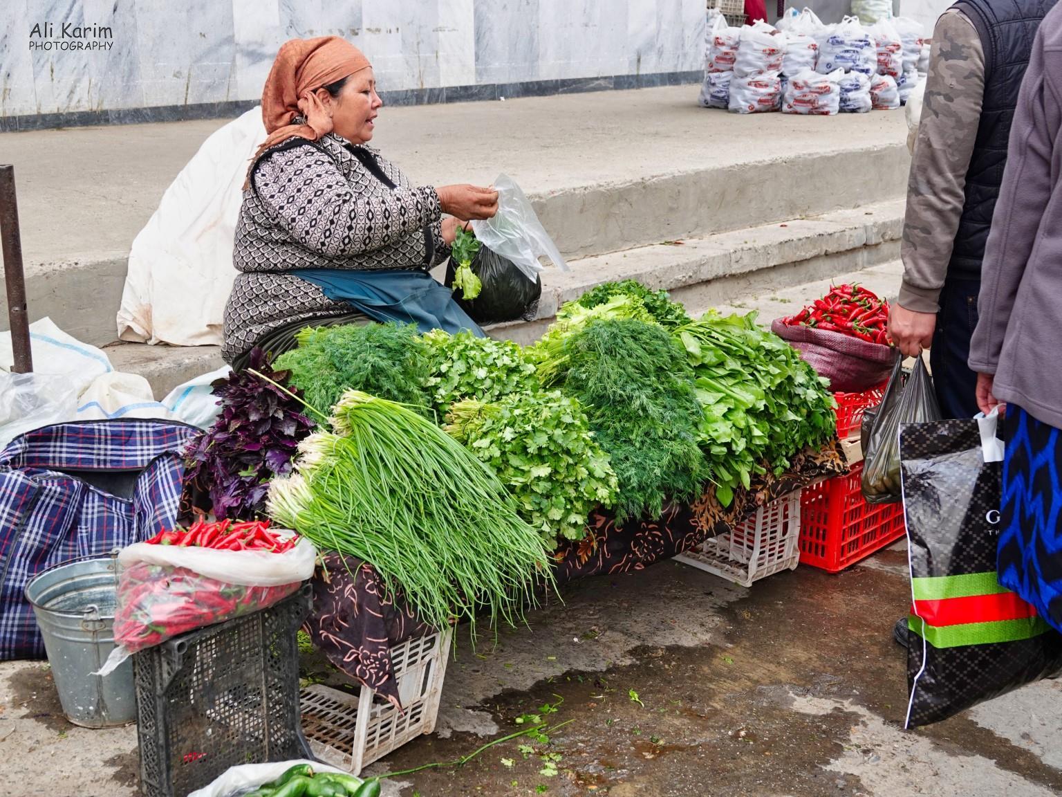 More Samarkand, Reds & Greens
