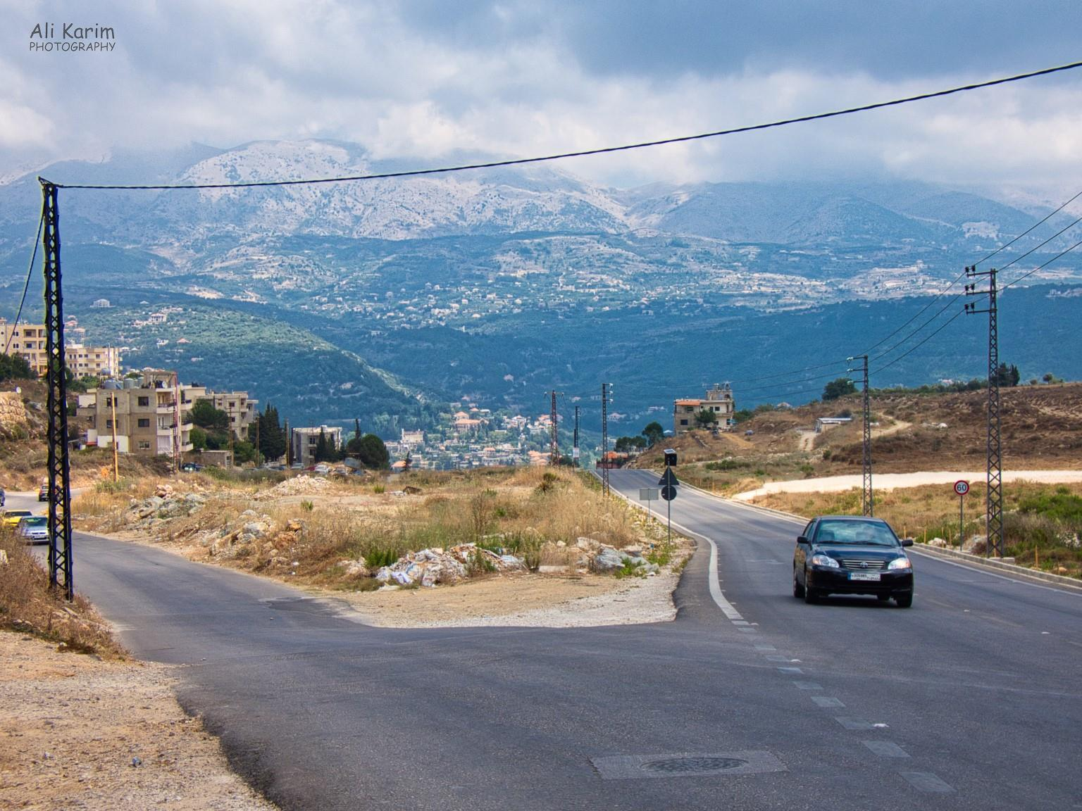 Druze and the Chouf Mountains Chouf countryside