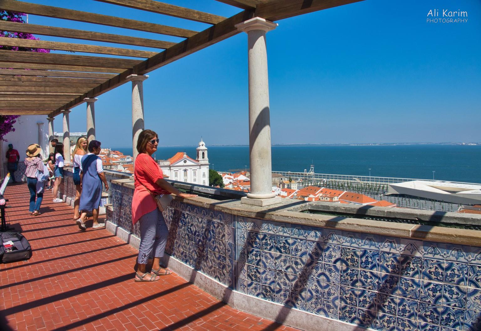Lisbon Portugal: Nice lookout points