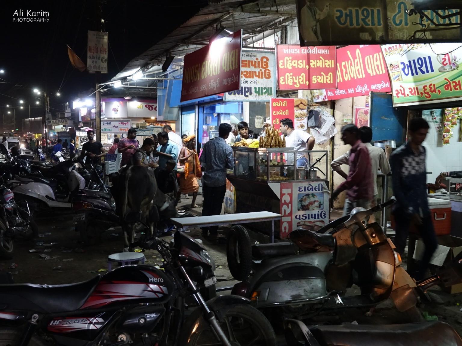 More Bhuj Street Food street :)