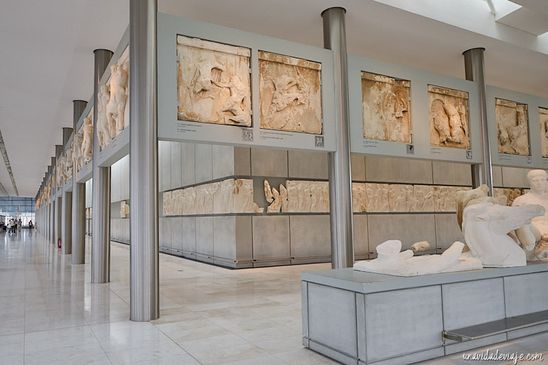 museo acropolis atenas