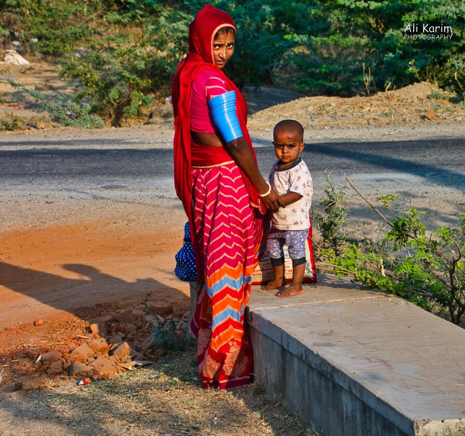 Leopards, Bera, Rajasthan Waiting