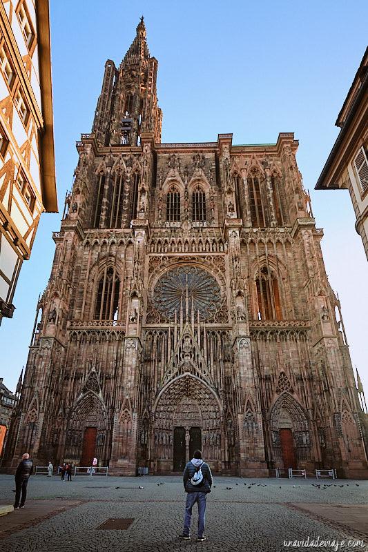 que ver en estrasburgo en 1 dia