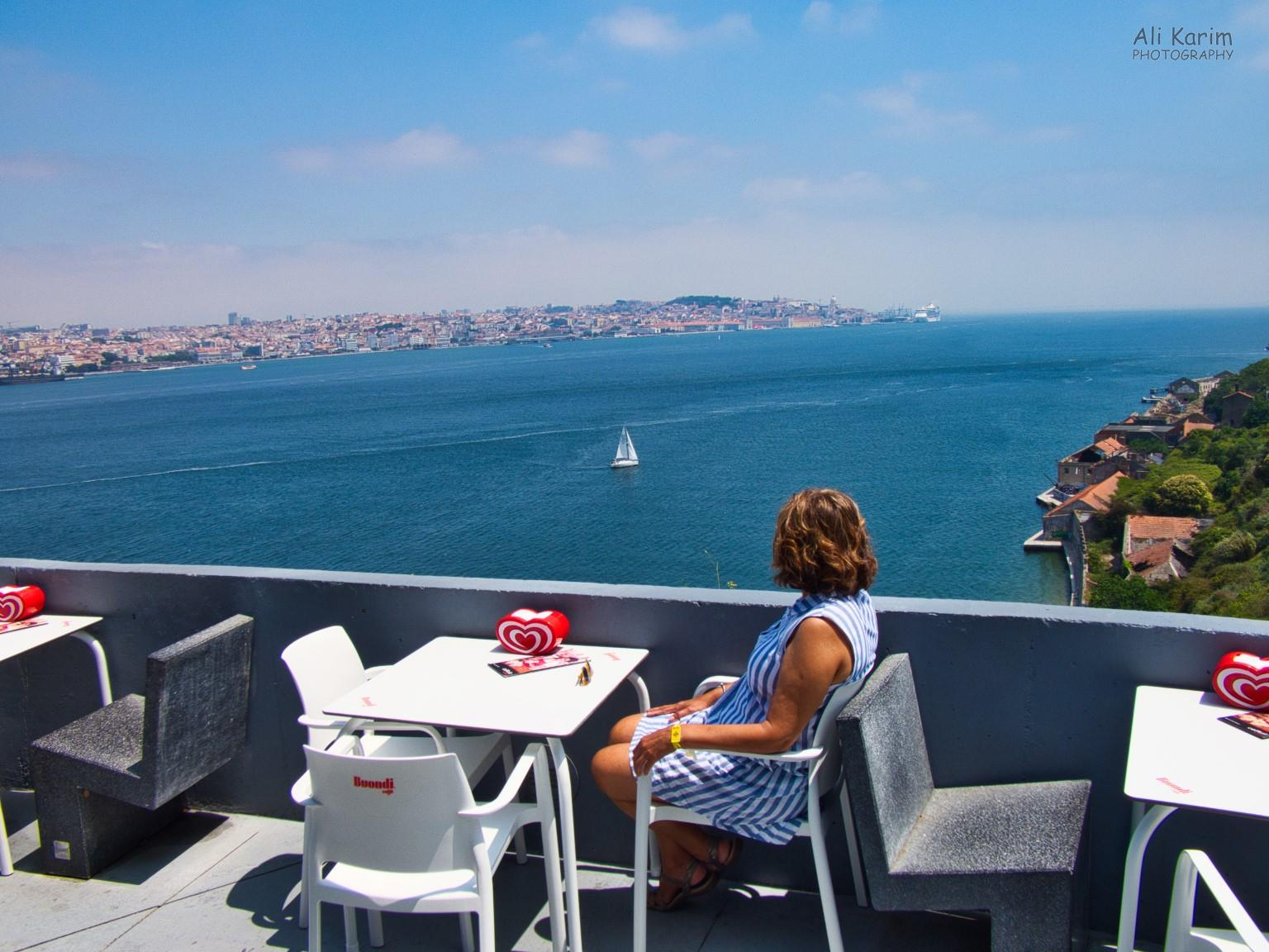 Stunning views of Lisbon across the Tagus river