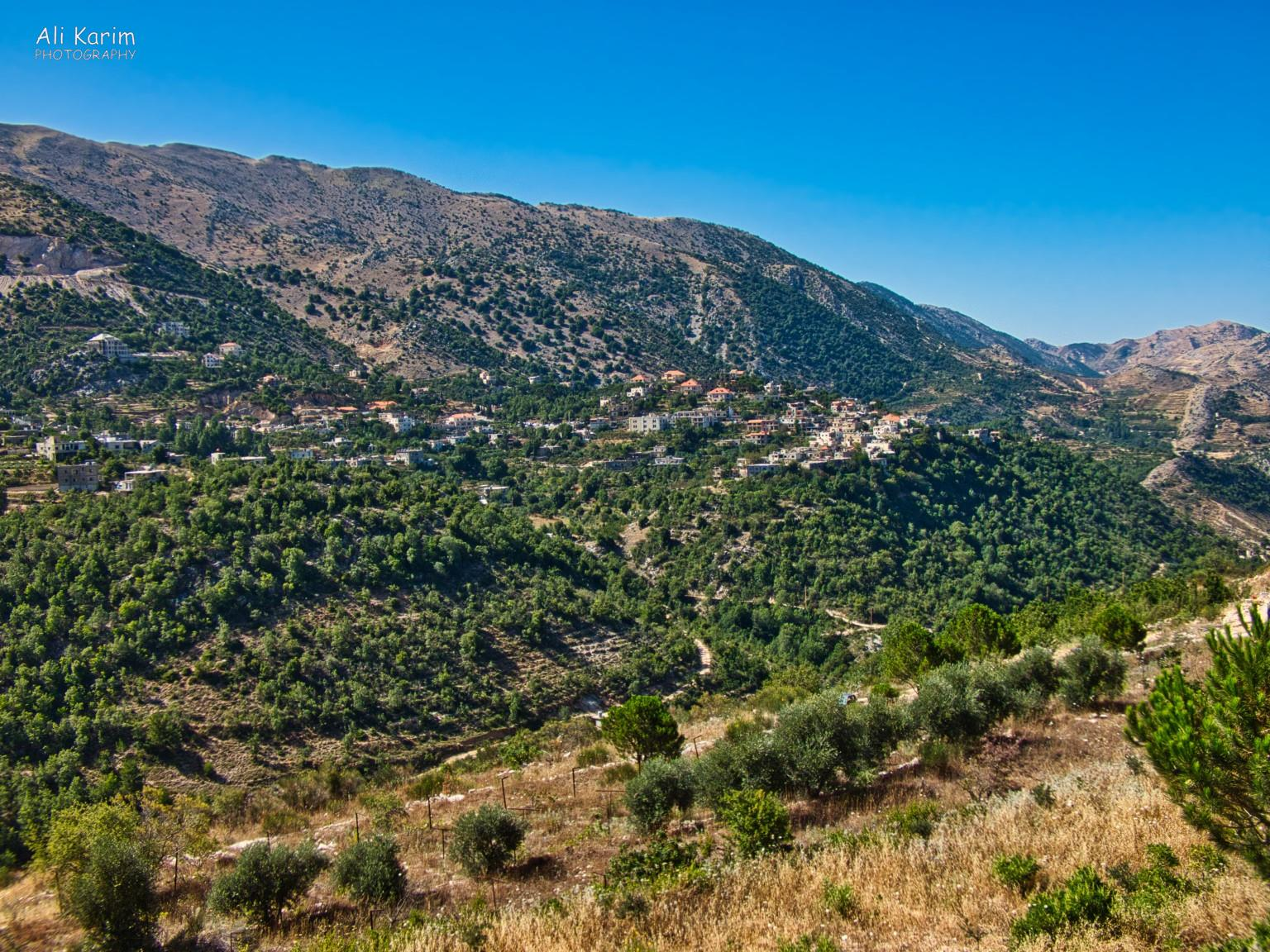 Bekaa Valley Winery, Chouf Mountains & the Druze Mresti village, with its wonderful Druze inhabitants