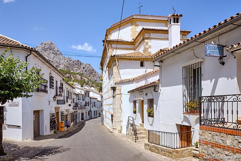 pueblos blancos de Andalucía. Grazalema