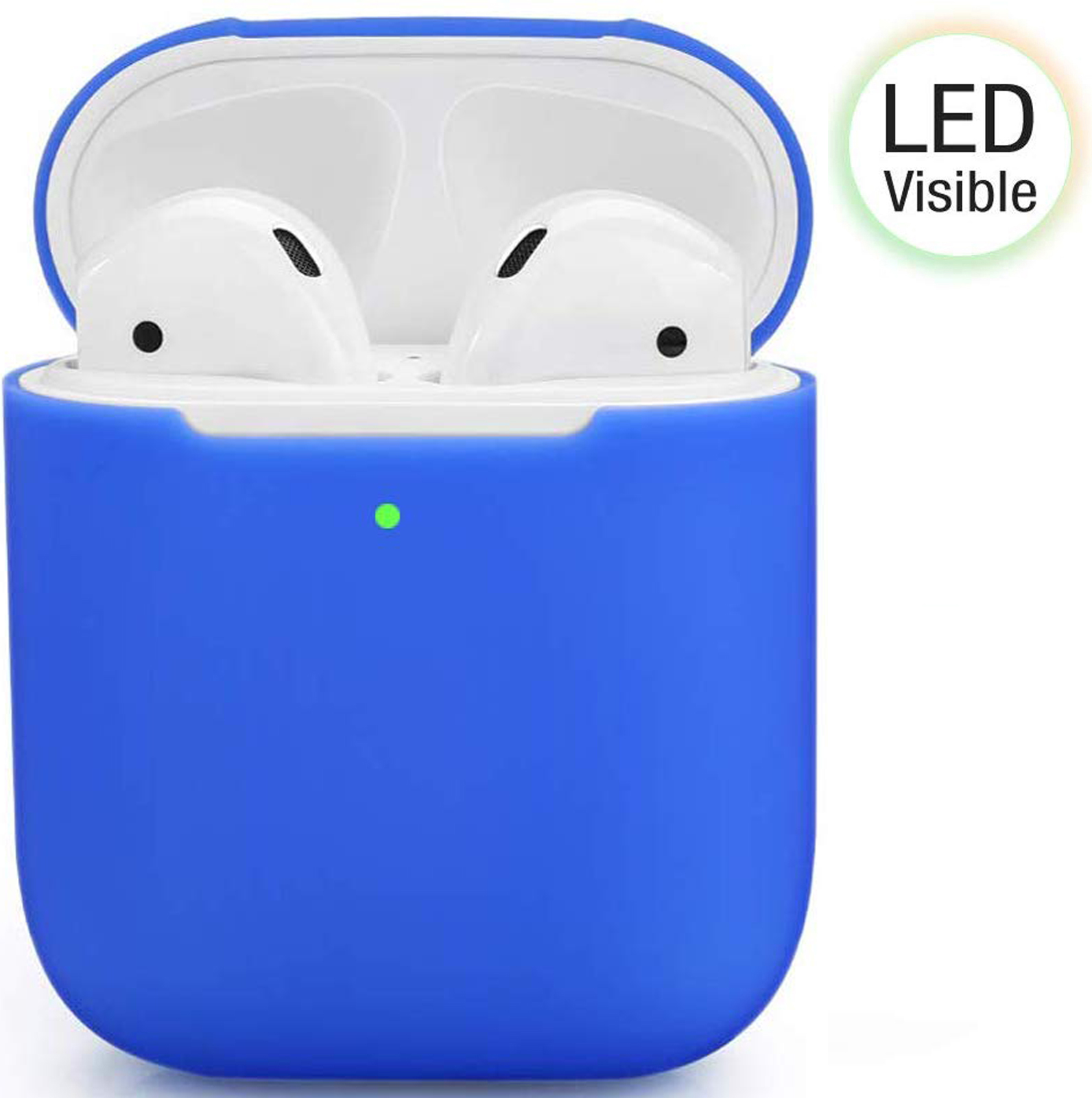 New-Silicone-TPU-Soft-Skin-Case-For-Apple-Airpods-1-2-Earphones-Charger-Cover miniatura 82