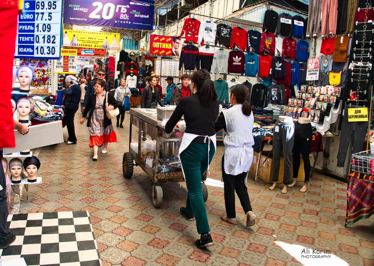 Silk Road 14 Bishkek Selling everything