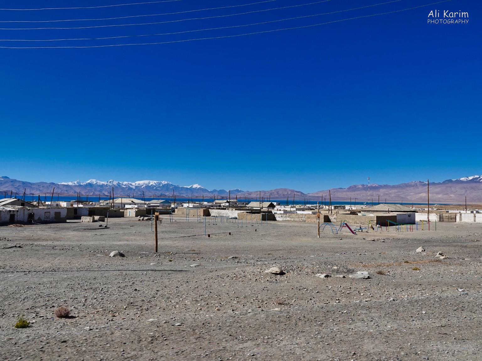 Silk Road 18: Murghab, Tajikistan Karakul town
