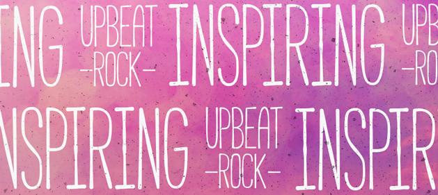 Inspiring upbeat indie