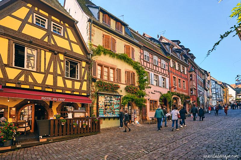 pueblos más bonitos de la Alsacia