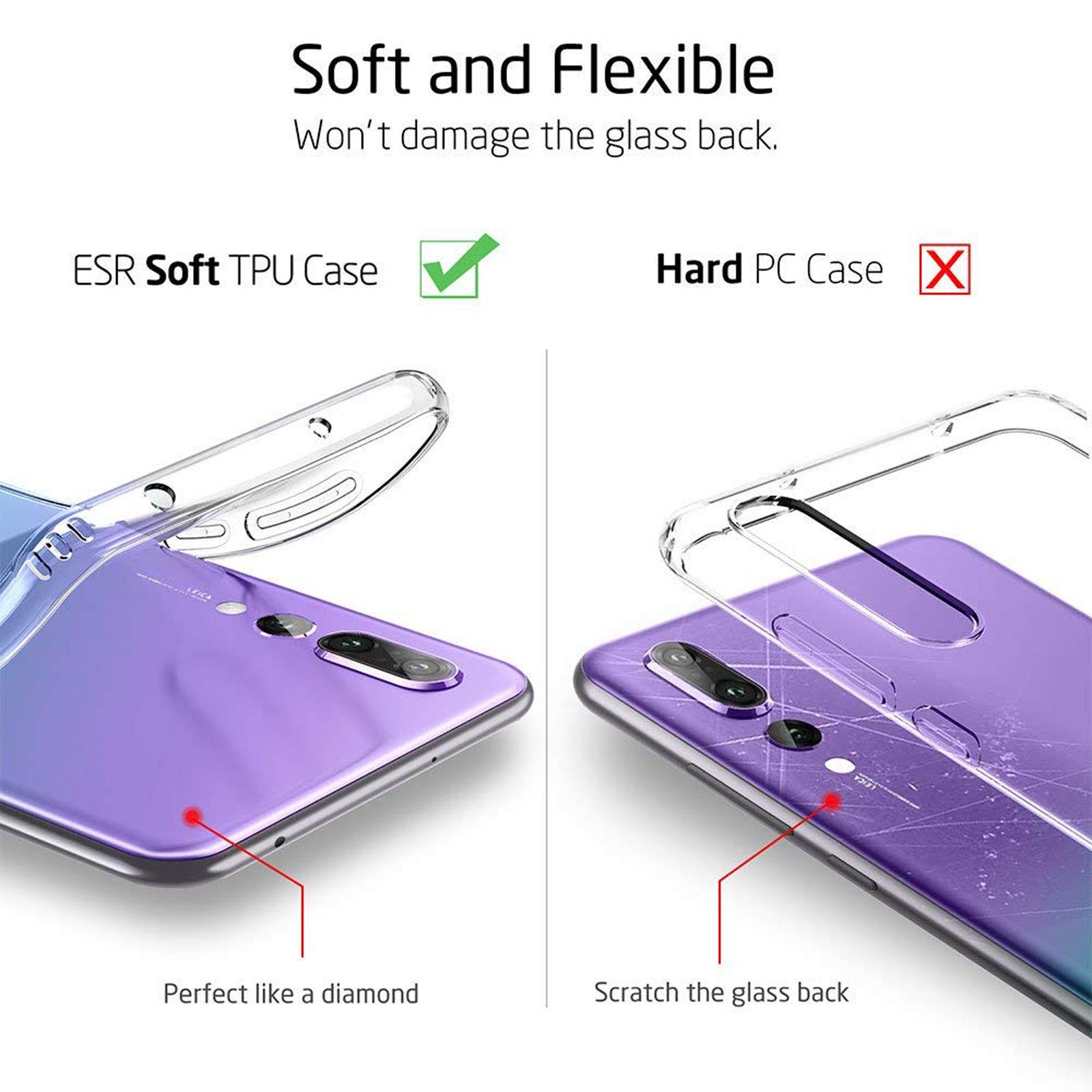 Indexbild 17 - For Huawei Mate 30 20 P30 P20 P10 Lite Pro P Smart Case Cover Thin Tough Gel TPU
