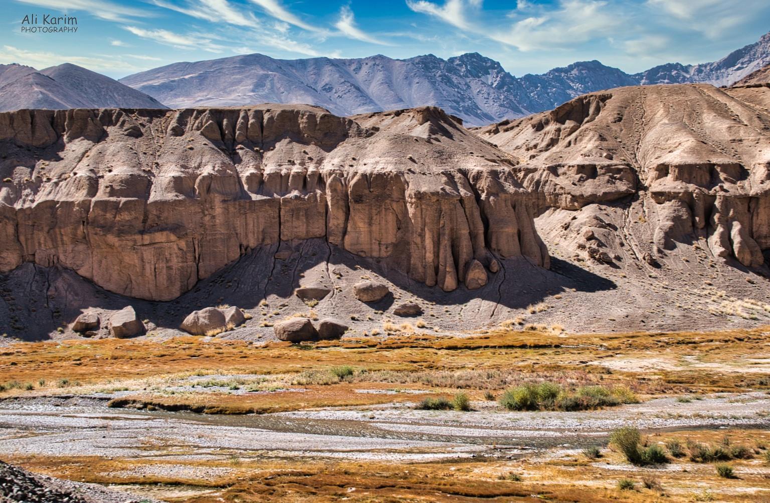 More Murghab & Alichur, Tajikistan, Interesting landscape