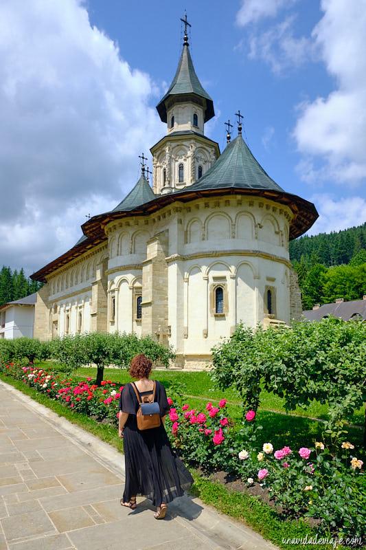 monasterio de putna