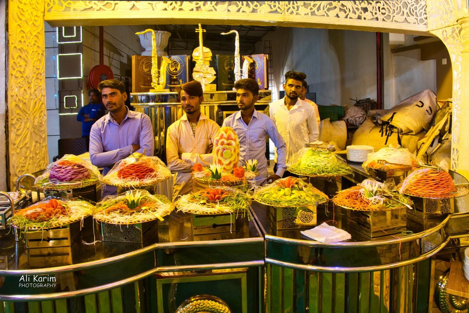 Bikaner, Rajasthan Salad bar