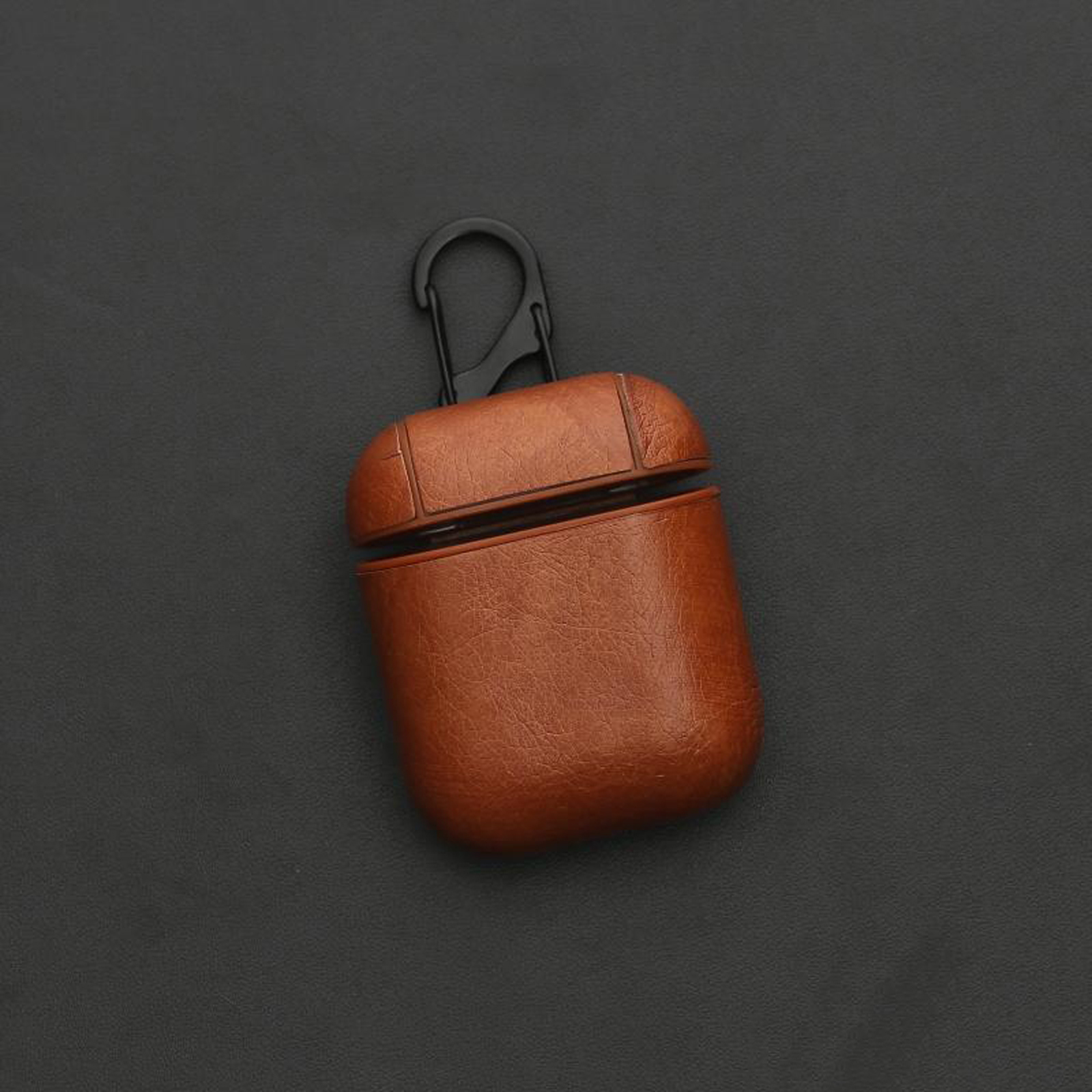 New-Leather-Soft-Skin-Case-For-Apple-Airpods-1-2-1st-2nd-Gen-Earphones-PU-Cover thumbnail 15