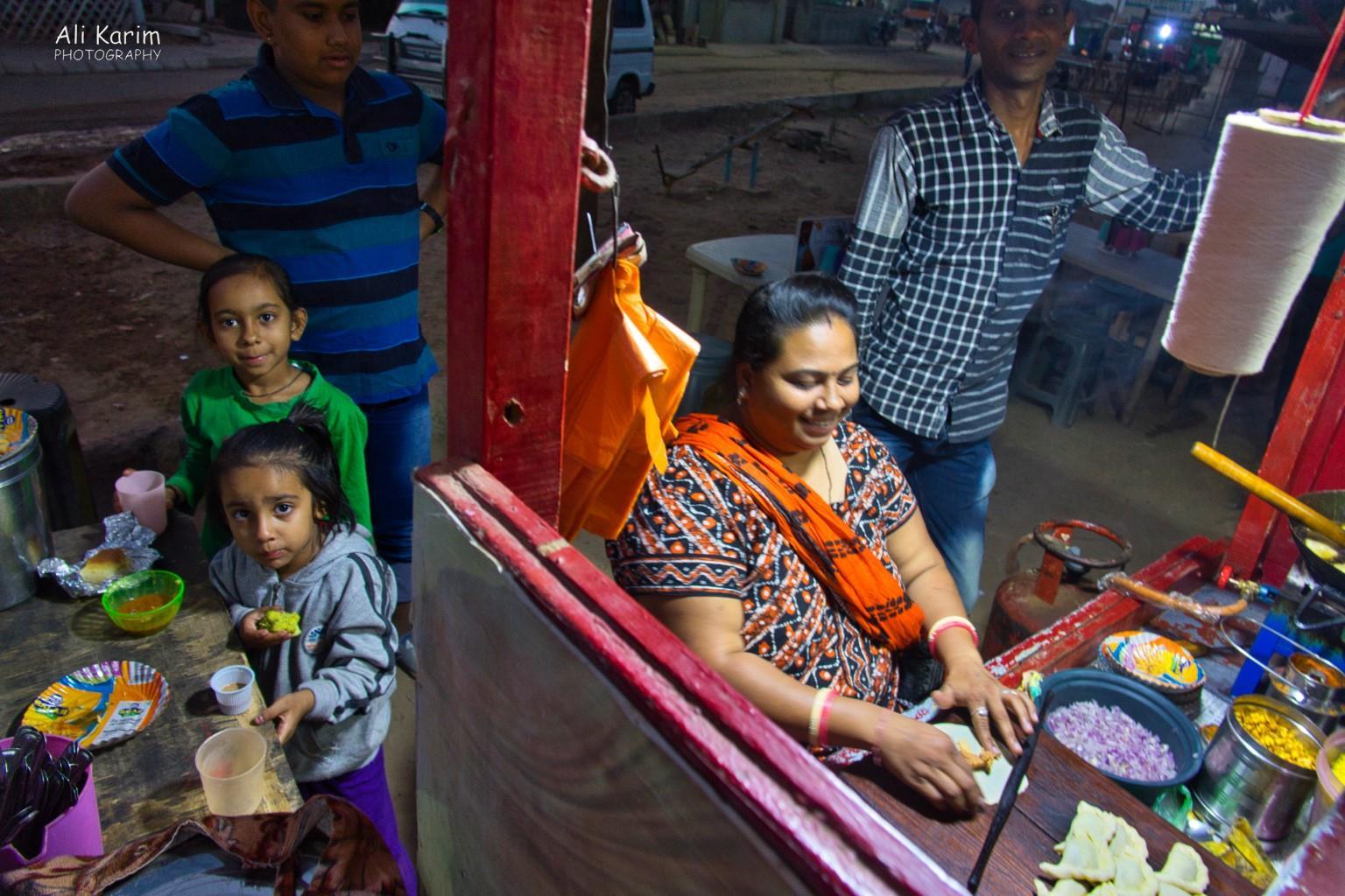 More Bhuj Family stall