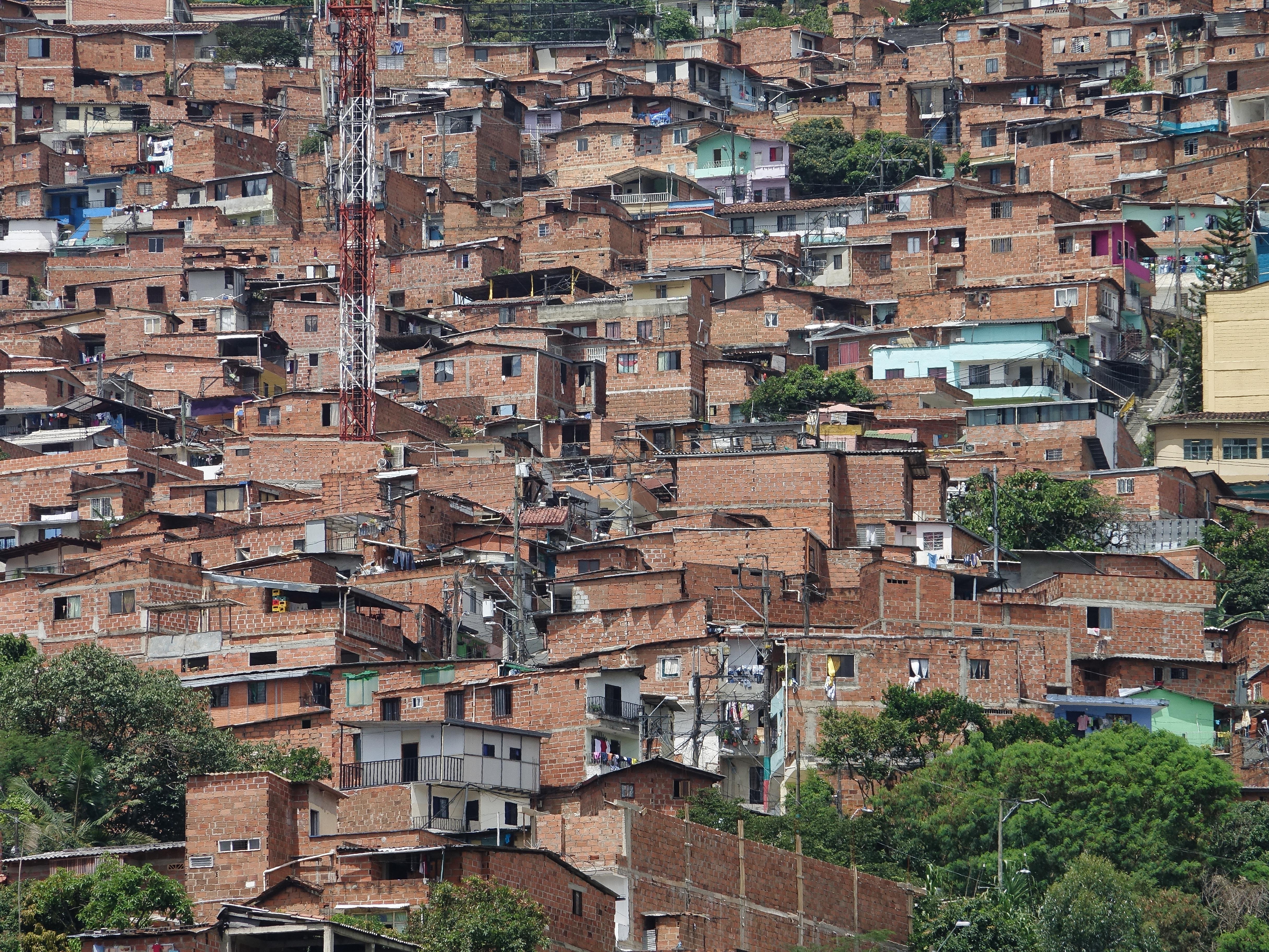 Density housing