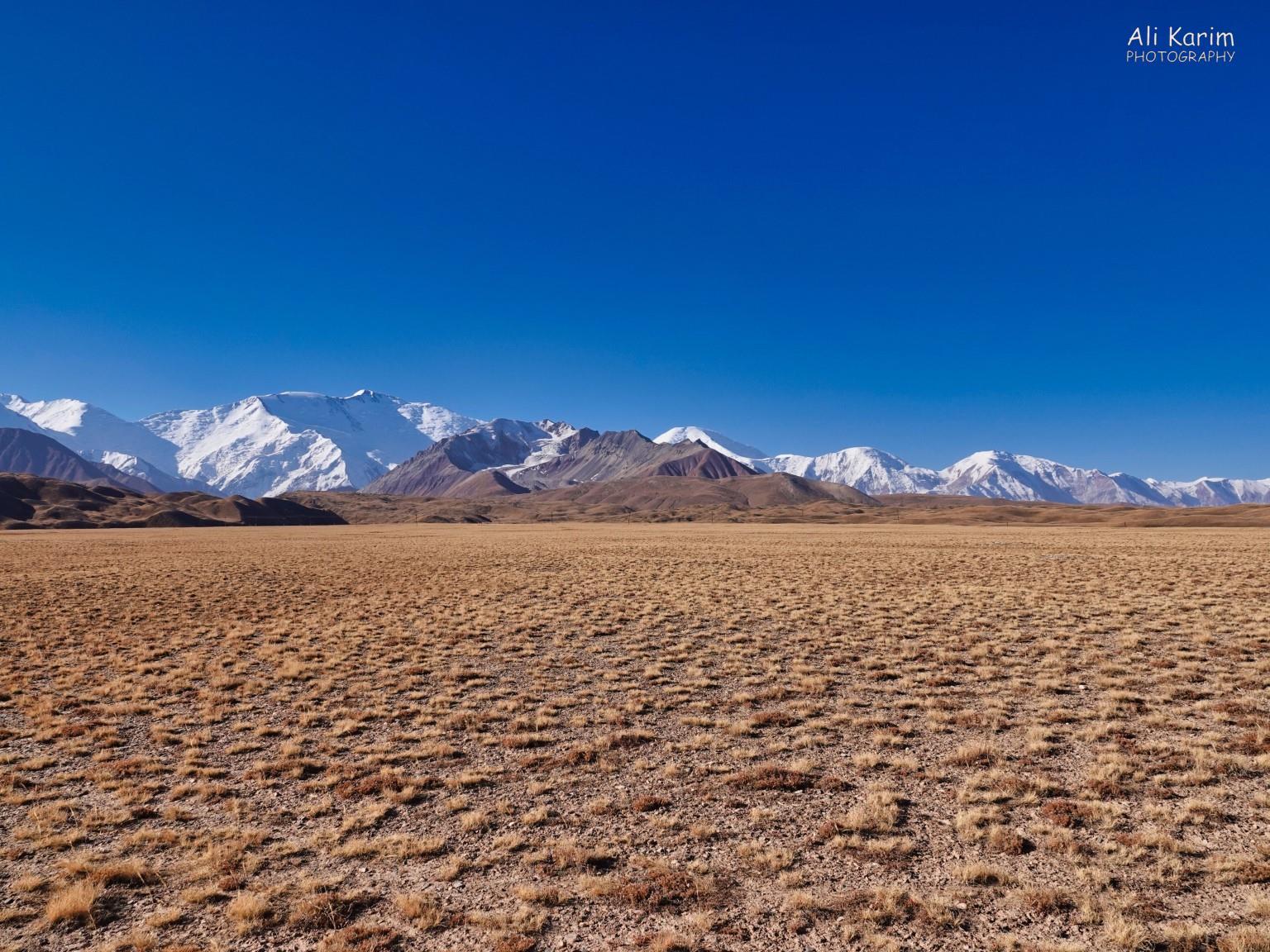 Silk Road 18: Murghab, Tajikistan Alay-Pamir range