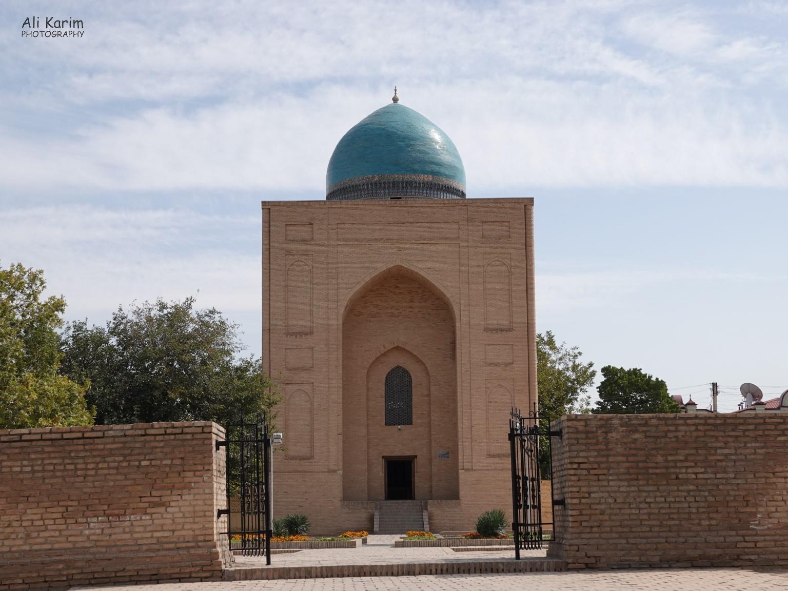 More Samarkand, Bibi Khanym mausoleum