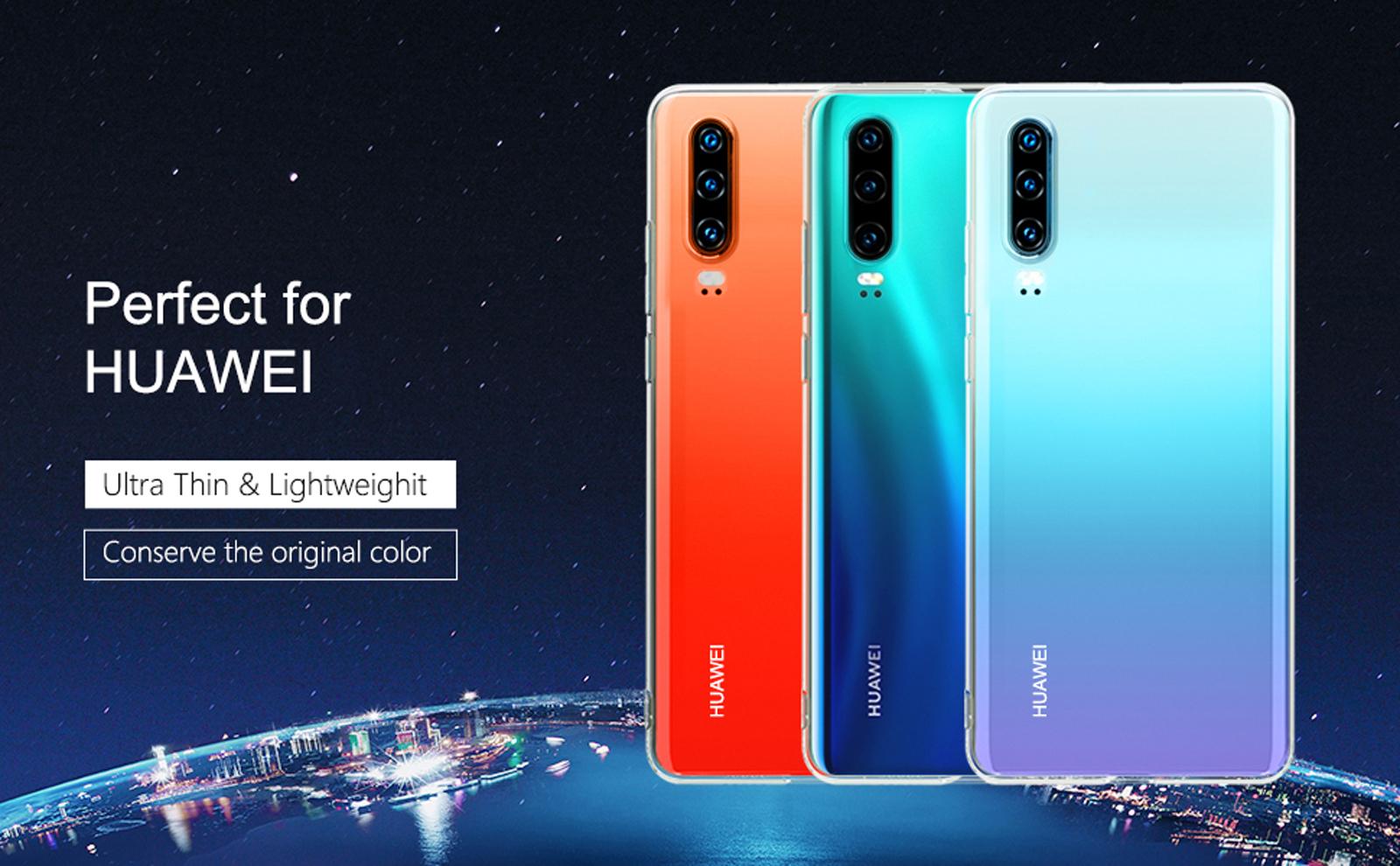 Indexbild 16 - For Huawei Mate 30 20 P30 P20 P10 Lite Pro P Smart Case Cover Thin Tough Gel TPU