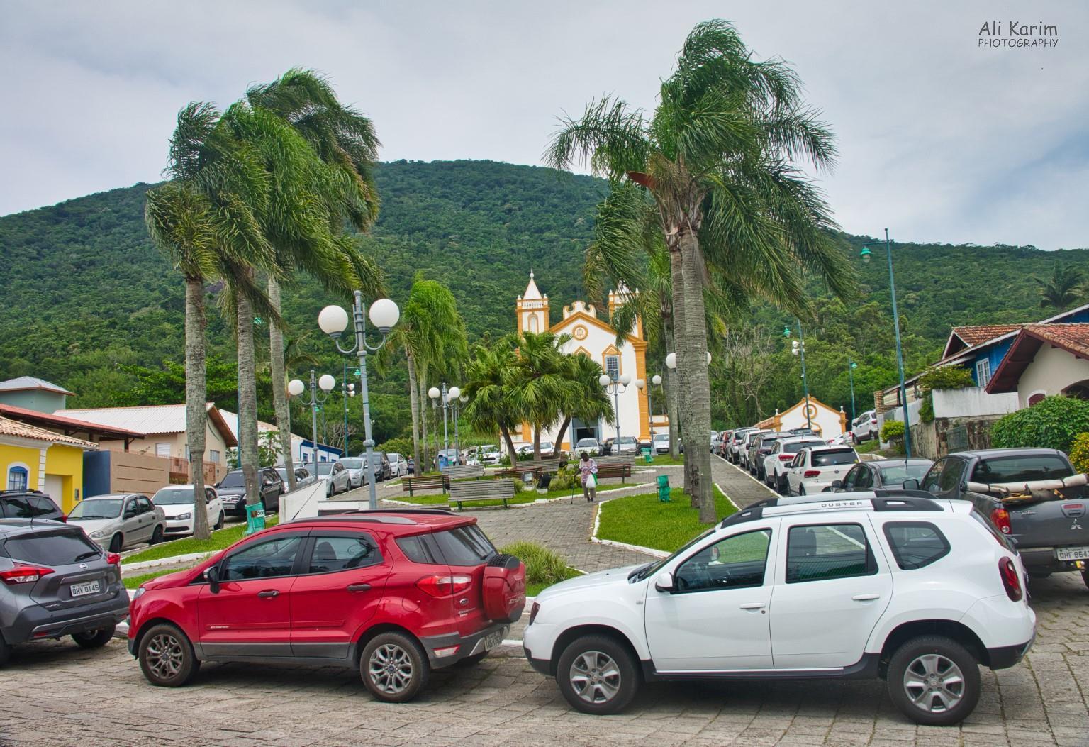 Florianópolis, Brazil Santo Antonio de Lisboa was an old, well preserved, colonial Portuguese town