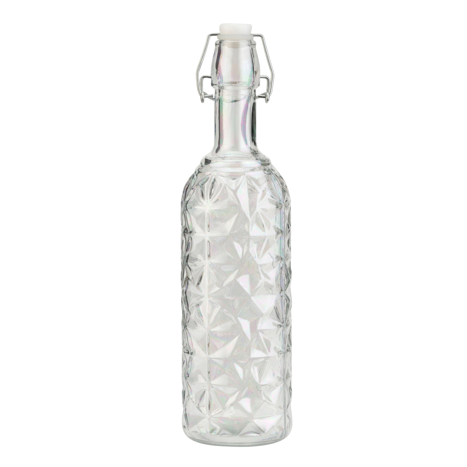 Cela Luster Geometric Swing Bottle, 26 oz